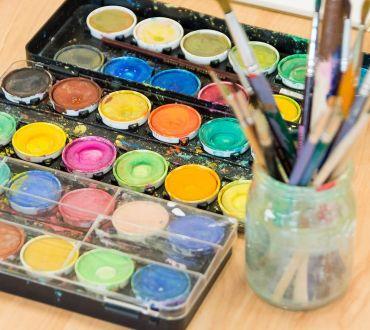 Werken, Malen, Handarbeit